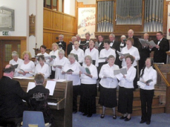 Winter Concert 2012 in United Reform Church Hutton