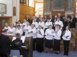 Winter Concert 2012 in United Reform Church Hutton