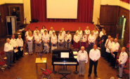 70th Anniversary Concert with Musical Director Nick Sherwood 2011